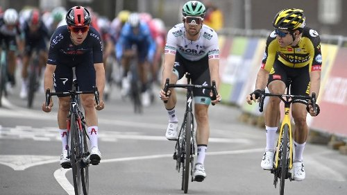 Amstel Gold Race : Van Aert déclaré vainqueur à la photo-finish après un sprint face à Thomas Pidcock