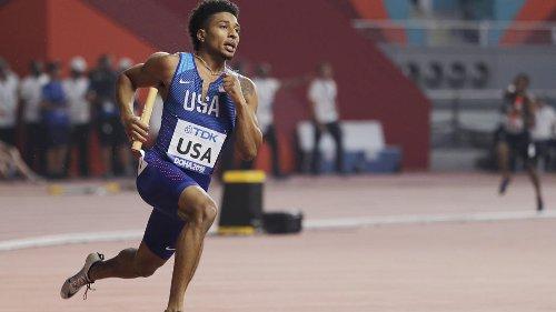 Dopage : l'Américain Obi Igbokwe, médaillé d'or en relais 4x400m aux Mondiaux 2019, suspendu 30 mois