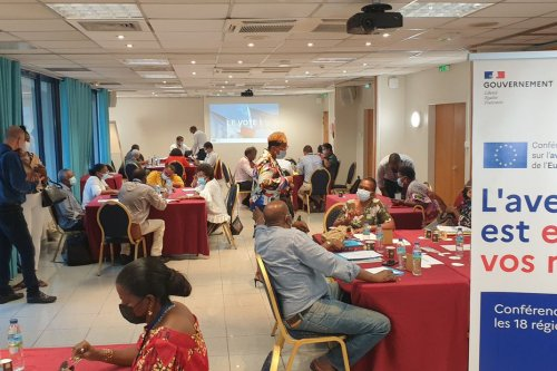 Des citoyens martiniquais expriment leur vision de l'Europe - Martinique la 1ère