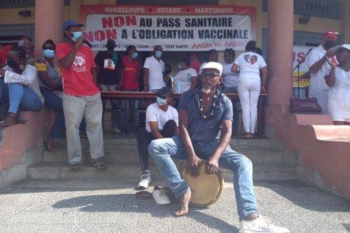 La crise sanitaire provoque une dangereuse fracturation du corps social - Martinique la 1ère
