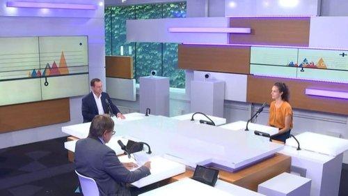 Le nucléaire de General Electric va-t-il finir chez EDF ? Quel avenir pour le couple franco-allemand après le départ d'Angela Merkel ?... Les débats de l'éco du samedi 25 septembre 2021
