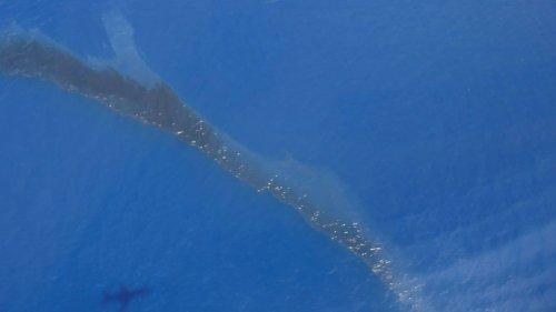 Corse : l'identification du bateau à l'origine du dégazage en cours