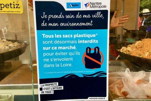 Nantes : la fin des sacs plastiques au marché de la Petite Hollande, ce n'est pas gagné