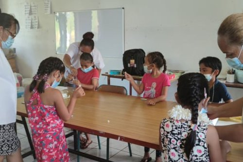 L'école reprend à Wallis et Futuna - Wallis-et-Futuna la 1ère
