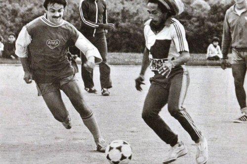 FC Nantes : 40 ans après la mort de Bob Marley, Gilles Rampillon se souvient de son match contre le pape du reggae