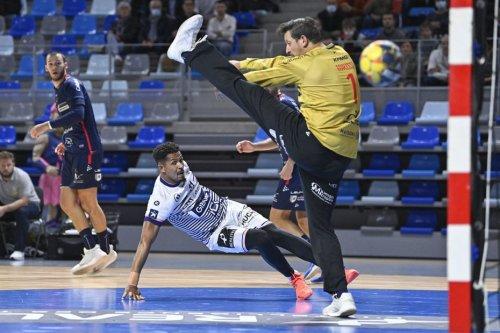 Le Limoges Handball s'incline en Bretagne