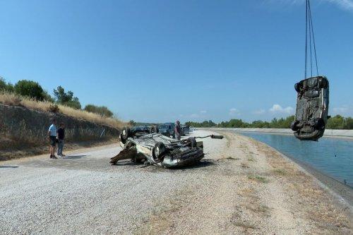 Bouches-du-Rhône : le canal EDF de la Durance, un cimetière de voitures volées