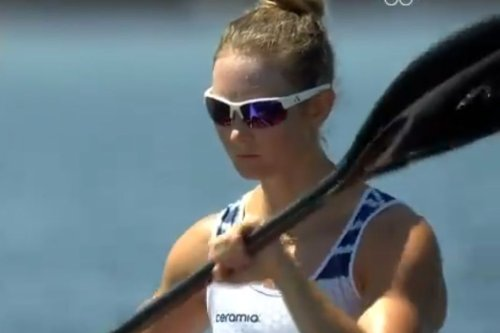 JO de Tokyo : Manon Hostens arrive septième de la finale C de kayak monoplace