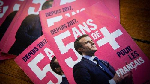 VRAI OU FAKE. Présidentielle 2022 : on a vérifié cinq affirmations du tract de la majorité sur le bilan économique d'Emmanuel Macron