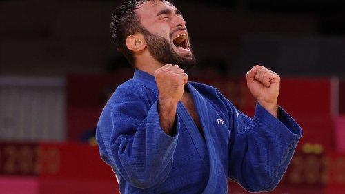 JO 2021 : réfugié politique, vice-champion d'Europe, Édouard Philippe… Qui est Luka Mkheidze, premier Français médaillé aux Jeux de Tokyo ?