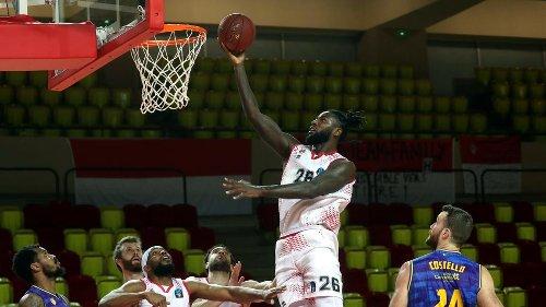 Eurocoupe de basket : Monaco gagne sa place en finale après un succès à Gran Canaria