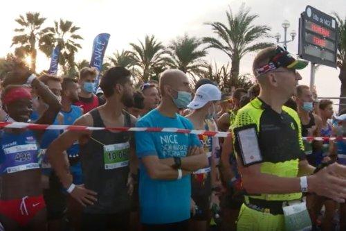 Nice : 3.600 participants réunis pour la 29e édition du semi-marathon