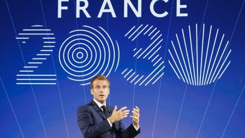 """Hydrogène vert, """"petits"""" réacteurs nucléaires, """"révolution"""" de l'agriculture... Ce qu'il faut retenir du plan France 2030 d'Emmanuel Macron"""