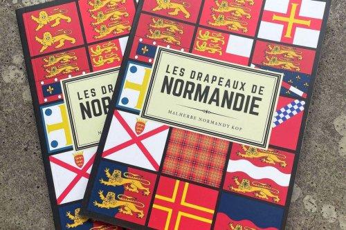 Un livre complet sur les drapeaux normands publié par les supporters du SM Caen