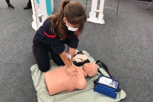 Bas-Rhin : Sauv life, une application pour sauver des vies en cas d'arrêt cardiaque, est lancée