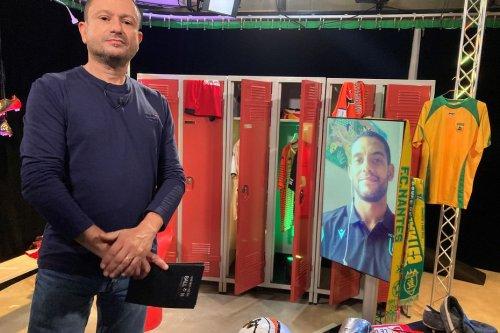 """Football. Jean-Charles Castelletto du FC Nantes : """"j'aime bien les coups"""""""