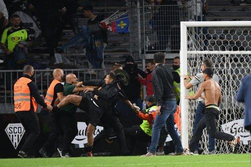 Football, L1 : la tribune des ultras fermée à Angers après les incidents d'après match face à l'OM