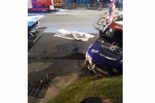 Jean-Marie Chateauneuf, pilote de rallye automobile, trouve la mort dans un accident à Jarry - Guadeloupe la 1ère