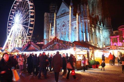 Mulhouse : le marché de Noël se tiendra du 24 novembre au 27 décembre avec 80 chalets