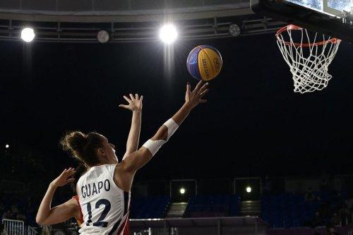 Jeux Olympiques de Tokyo : 4e place pour Laëtitia Guapo du Tango Bourges au basket 3X3