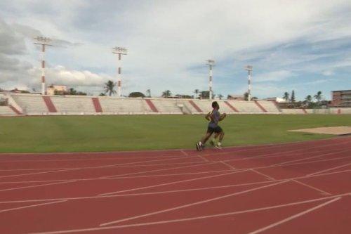 Confinement : la plupart des athlètes au repos forcé - Nouvelle-Calédonie la 1ère