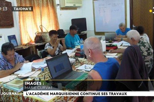 L'académie marquisienne prépare un nouveau dictionnaire - Polynésie la 1ère
