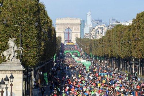 Marathon de Paris : 2 heures, 4 minutes et 21 secondes. Elisha Rotich pulvérise le record