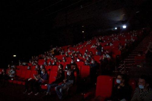 Pas d'écran noir pour le moment dans les salles de cinéma sans passe sanitaire, en Franche-Comté