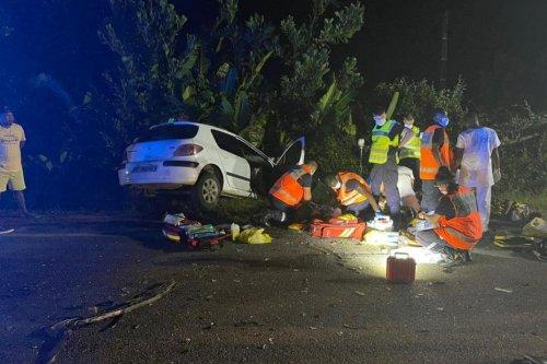 St Laurent : accident de la route mortel dans la nuit de samedi à dimanche - Guyane la 1ère