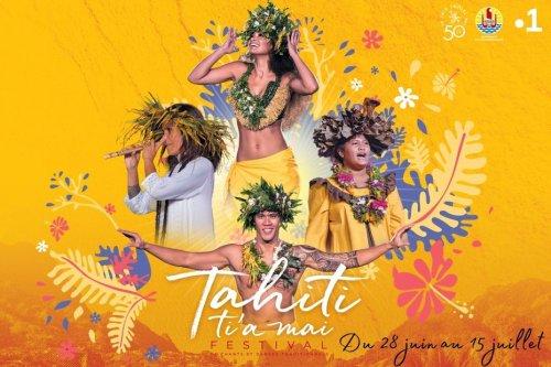 Vivez le festival Tahiti Ti'a Mai sur Polynésie la 1ère - Polynésie la 1ère