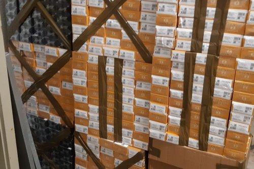 Ariège : 440 cartouches de cigarettes en provenance d'Andorre saisies à Ax-les-Thermes