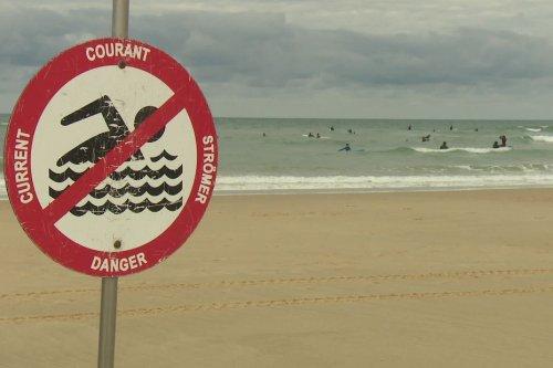 Gironde : le corps de l'homme emporté par un courant de baïne jeudi retrouvé sur une plage du Porge