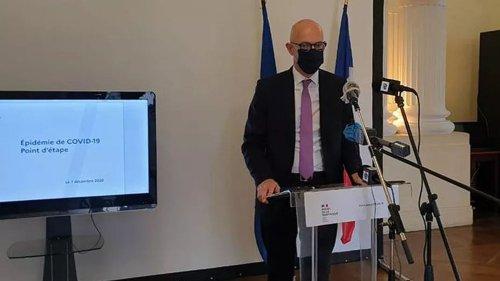 """Covid-19 : un confinement """"sera mis en place à compter de ce week-end et pour trois semaines"""" en Martinique, annonce le préfet"""