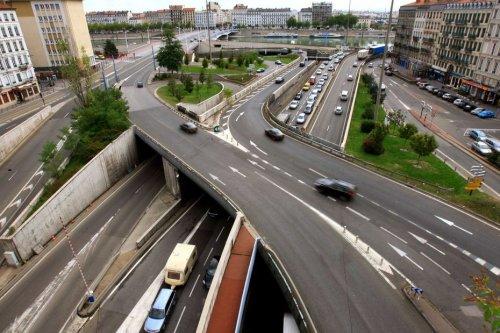 Travaux de sécurisation du pont de la Brasserie : gare aux bouchons à Lyon