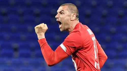 Ligue 1 : A Lyon, l'avènement du 'Kral' lillois Burak Yilmaz