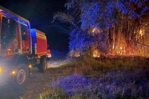 L'appel au civisme des pompiers de Bourail - Nouvelle-Calédonie la 1ère