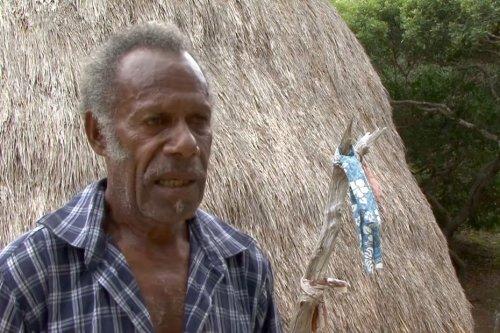 Avec la mort d'Arthur Maramin, Canala perd une partie de sa mémoire - Nouvelle-Calédonie la 1ère