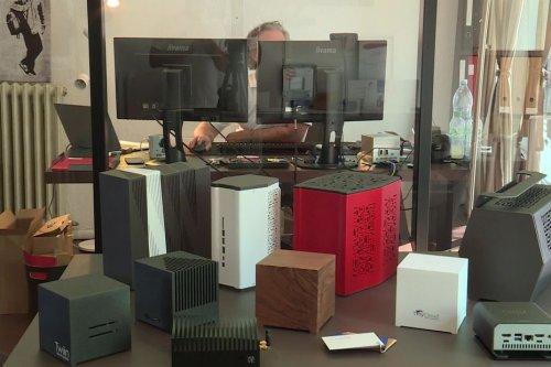 Toulouse : 7 ans près le lancement de Kubb l'ordinateur 100% toulousain, la société Bleujour continue de se développer