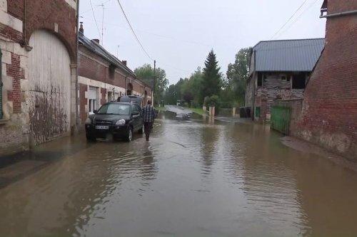Intempéries dans l'Aisne - Les coordonnées du guichet unique pour les sinistrés