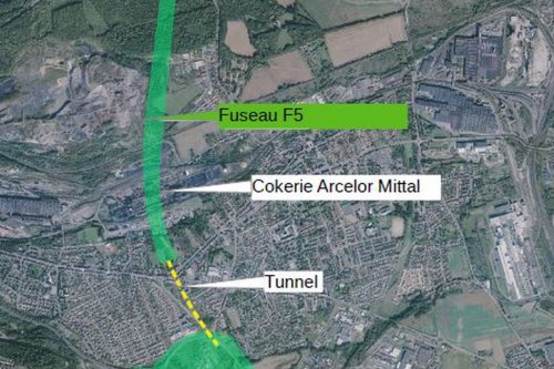 Moselle : L'état propose une nouvelle variante au projet d'autoroute A31 bis