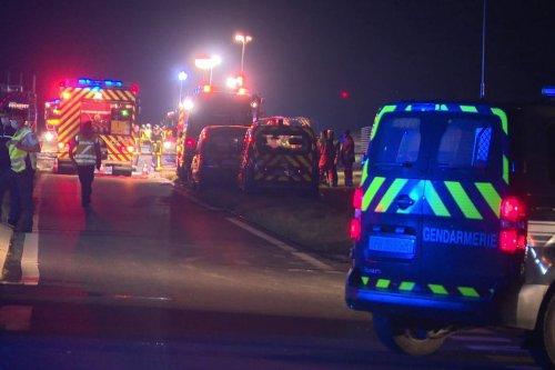 Un accident de la route fait 4 morts après une collision entre une voiture et un camion citerne à Roye dans la Somme