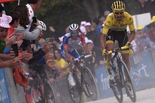 """""""Grandiose"""", """"mythique"""", """"atypique"""": ce que les champions du Tour de France disent de la Planche des Belles Filles"""