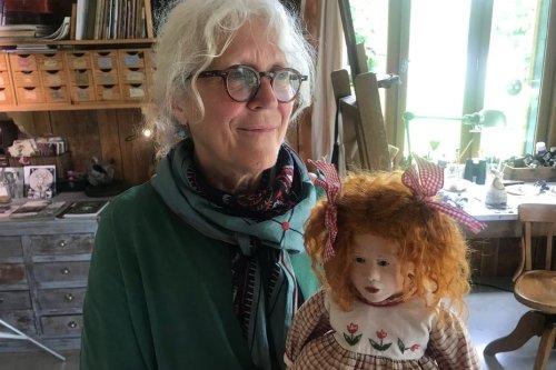 PORTRAIT. Verneuil-sur-Indre : rencontre avec Malou Ancelin, des poupées Corolle à la sculpture et à la peinture
