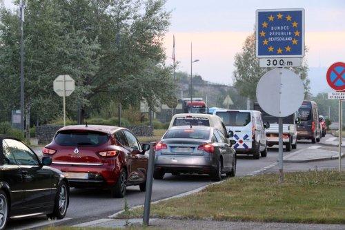 Confinement : quelles règles pour les frontaliers allant en Allemagne, en Suisse, en Belgique ou au Luxembourg ?