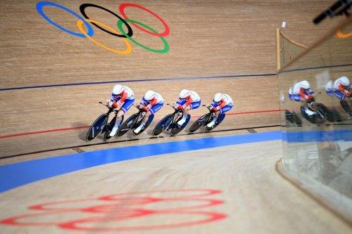 JO 2021 - En cyclisme sur piste, l'Axonaise Victoire Berteau et ses équipières battent le record de France de 5 secondes
