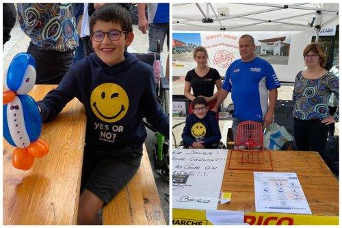 Eure-et-Loir : une association de motards roule ce dimanche pour Quentin, un garçon handicapé de 11 ans
