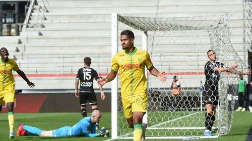 Ligue 1 : match fou entre Angers et Nantes, Brest ne décolle pas... Ce qu'il faut retenir des matches de dimanche