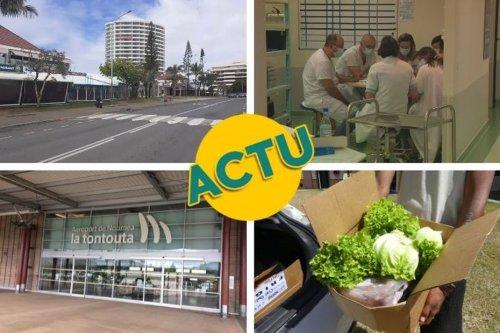 Confinement jusqu'au 4 octobre, point sanitaire, quarantaine à domicile pour les voyageurs, solidarité : l'actu à la 1 du samedi 18 septembre 2021 - Nouvelle-Calédonie la 1ère