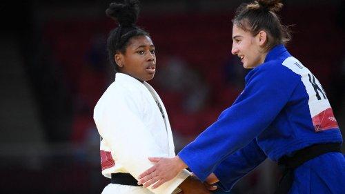 JO 2021 - Judo : Sarah-Léonie Cysique, disqualifiée en finale, se contente de l'argent