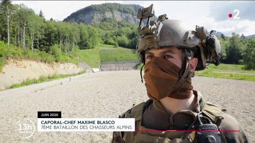 """VIDEO. """"Ce métier est une passion, un peu une drogue"""" : le témoignage de Maxime Blasco avant son redéploiement au Mali"""